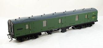 BR Mk1 57' GUV (General Utility Van) SR green