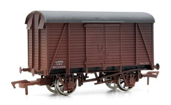 Box Van LMS 611432 Weathered