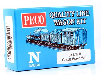 NE type Brake Van Wagon Kit
