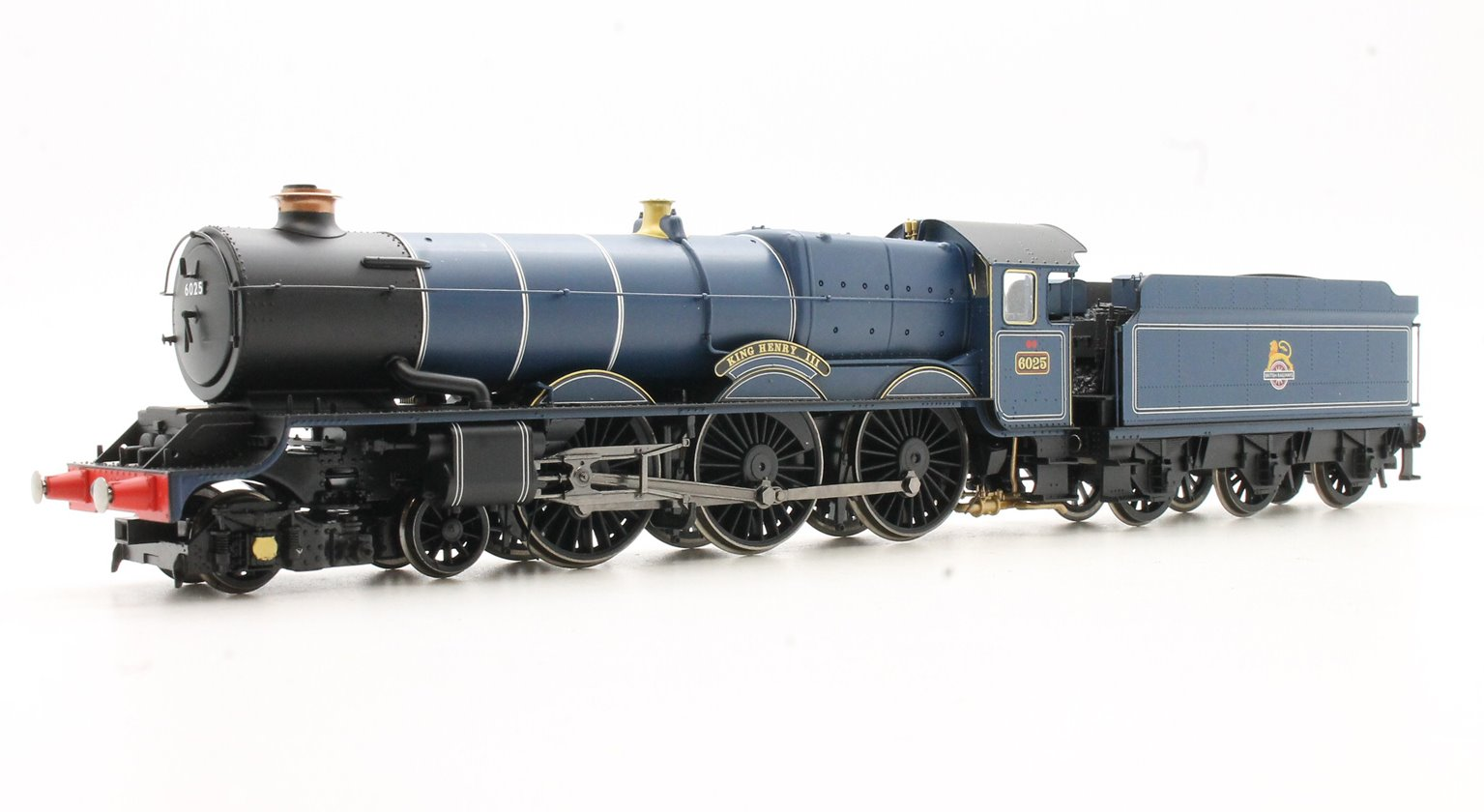 BR 4-6-0 'King Henry III 6000 King Class - Early BR Locomotive