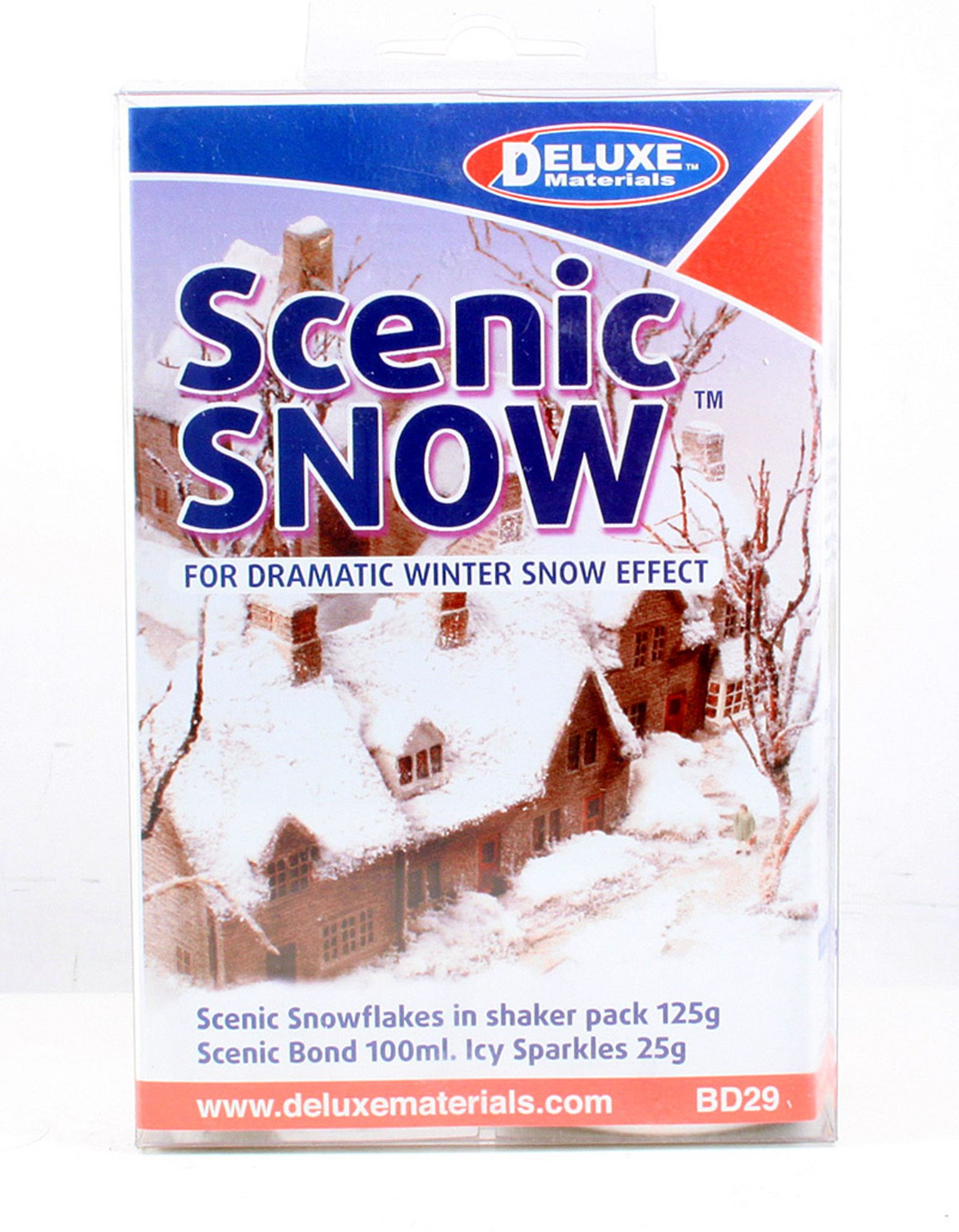 Scenic Snow for winter snow effects