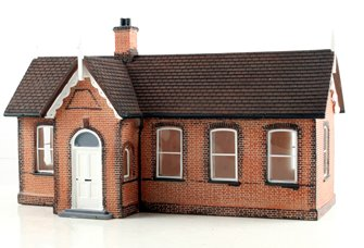 Hornby Skaledale R9824 Station Office