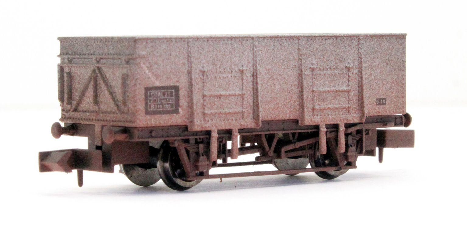 20t Steel Mineral Wagon BR 315751 Weathered