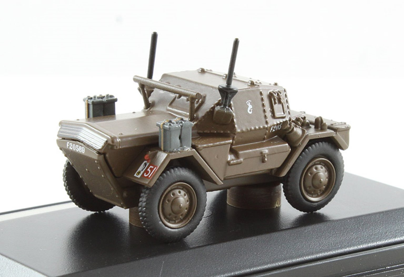 Dingo Scout Car 10th Mounted Rifles 10th ACB Polish