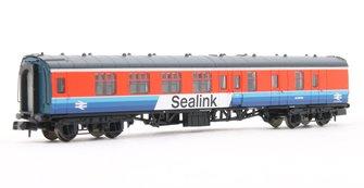 BR Mk1 BSK Brake Second Corridor Sealink