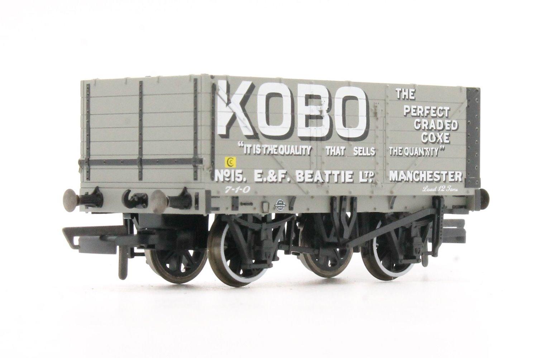 7 Plank Mineral Wagon - Kobo No.15