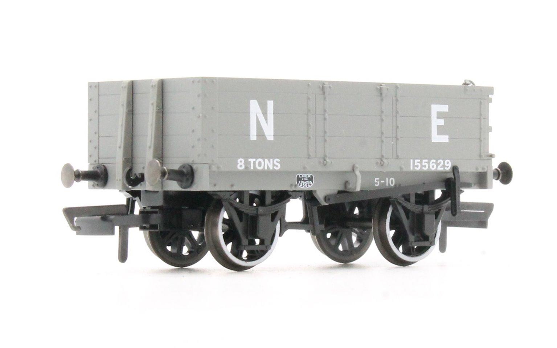 4 Plank Mineral Wagon - LNER 155629 (ex NBR)