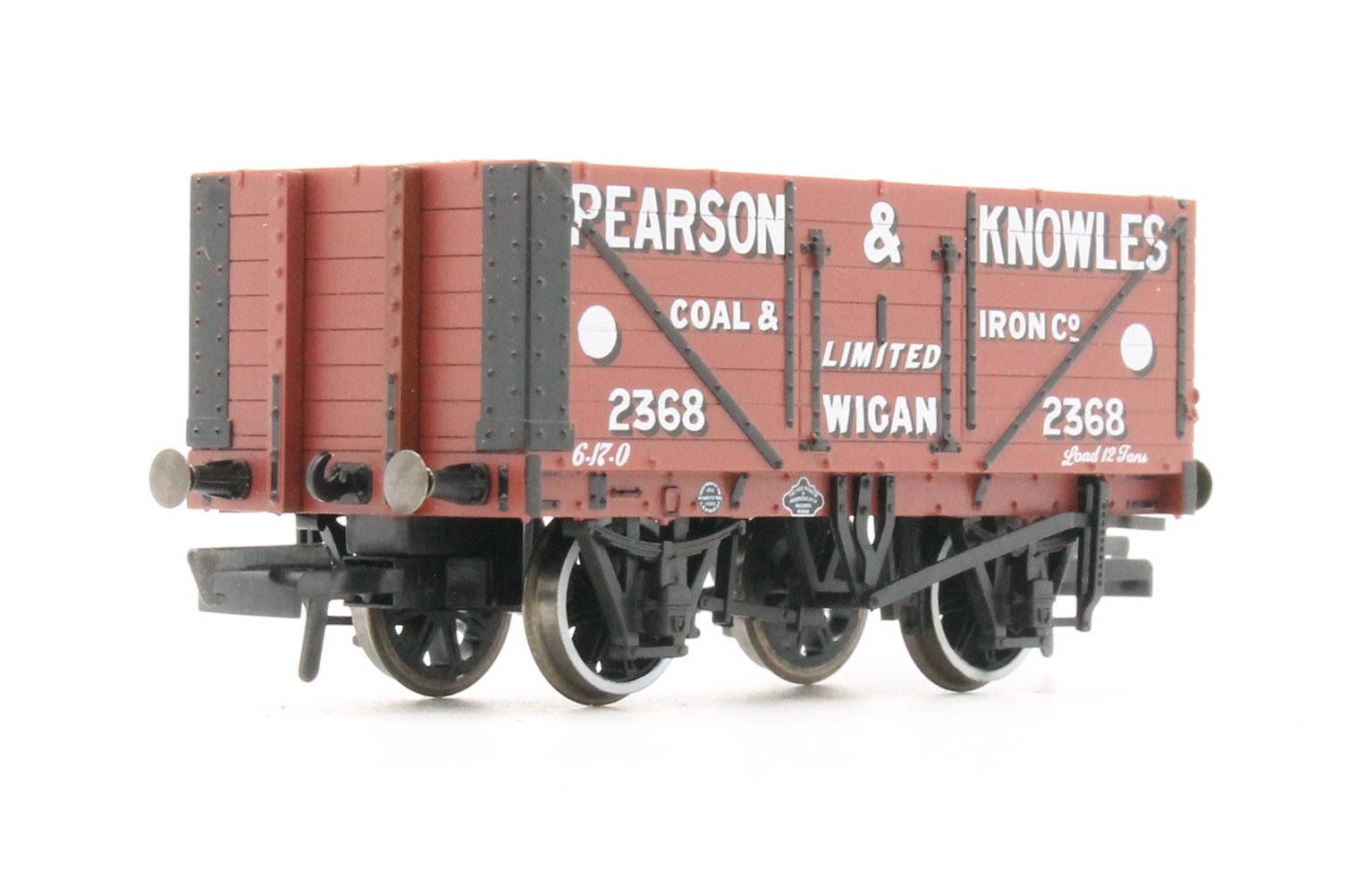 7 Plank Mineral Wagon - Pearson & Knowles