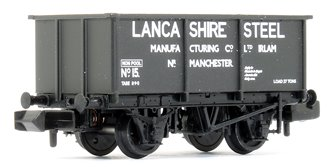 27 Ton Steel Tippler Wagon 'Lancashire Steel'