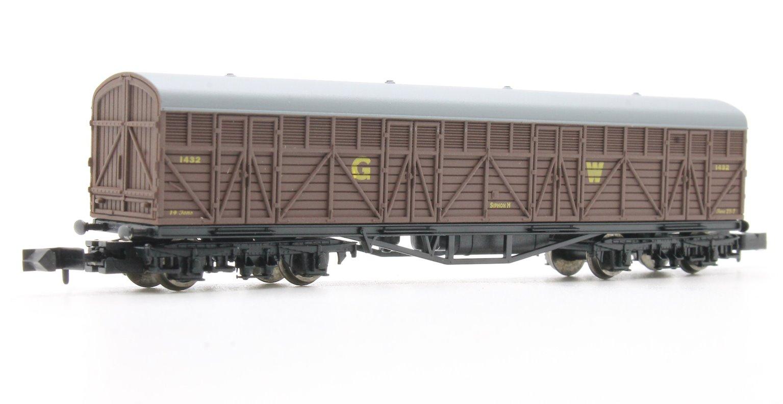 Siphon H GWR 1432 Van