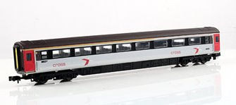 Cross Country Trains Mk3 1st Class Coach