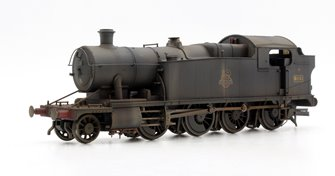 Custom Finished BR Black Class 52xx 2-8-0 Tank Locomotive #5231 Weathered