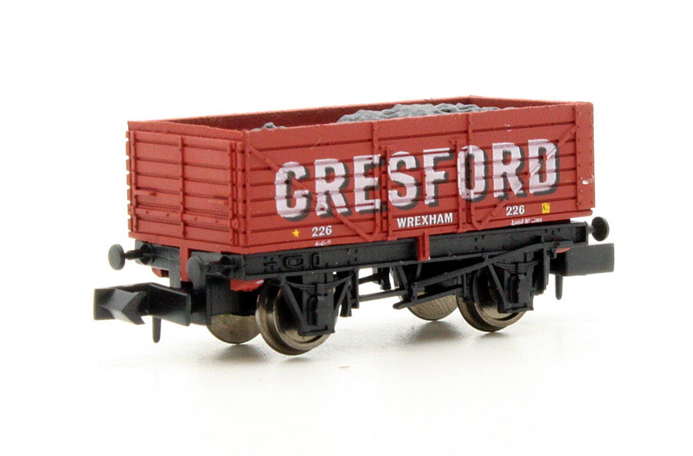 "7 Plank Open Wagon ""Gresford Wrexham"" 226"