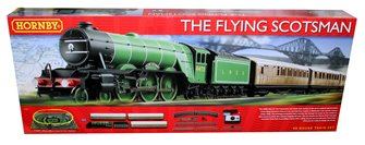 Flying Scotsman Train Set (Three Coaches)