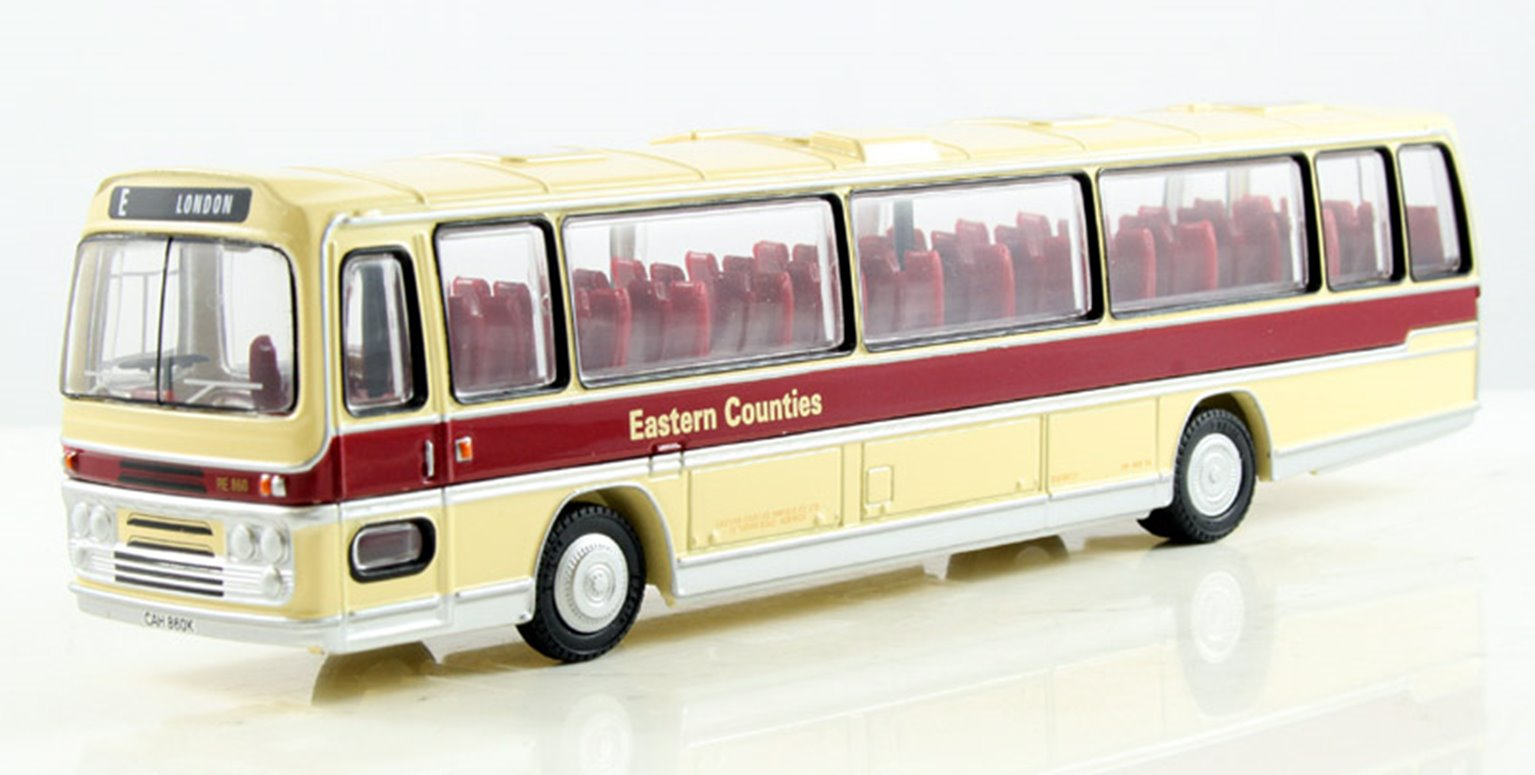 EFE 29509 Eastern Counties Plaxton Panorama Route E London