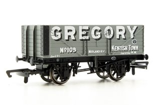 7 Plank Wagon 'Gregory' No.109
