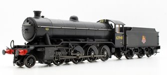 Ex-LNER Class 02/3 'Tango' 2-8-0 #63948 BR Black with Early Crest - Stepped Tender.