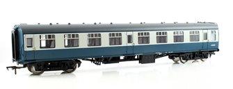 BR Mk1 SK Second Corridor Blue & Grey