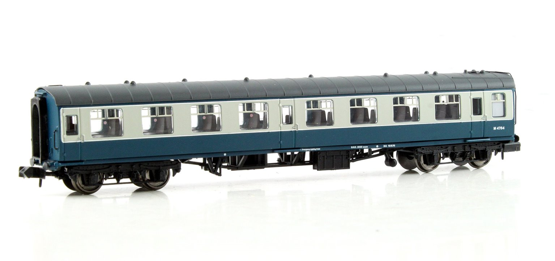 BR Mk1 SO Second Open Blue & Grey