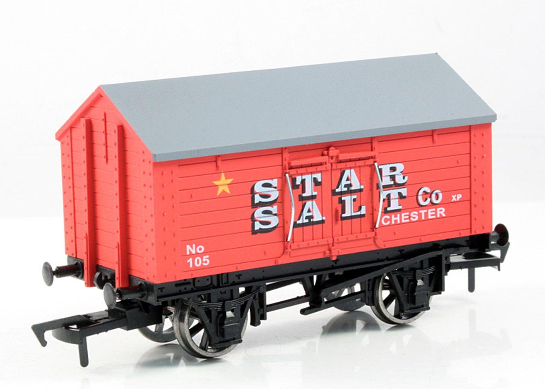 STAR Salt Van