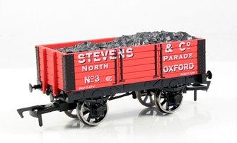 Stevens & Co 5 Plank Wagon 9ft Wheelbase