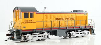 ALCO S4 Diesel UP #1167 Dependable Transportation DCC Sound