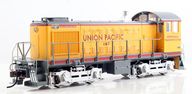 ALCO S4 Diesel UP #1167 Dependable Transportation DCC Sound