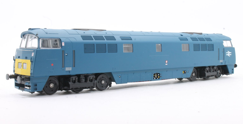Western Duke Class 52 BR Chromatic Blue SYE D1043 Large Double Arrows