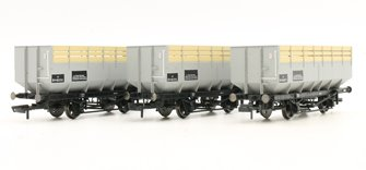 BR 20 Ton Coke Hopper Wagons - Three Wagon Pack