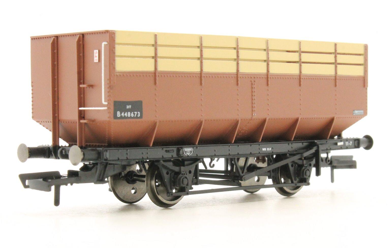 BR 20 Ton Coke Hopper Wagon