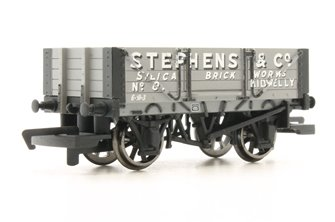 4 Plank Wagon 'Stephens & Co.'