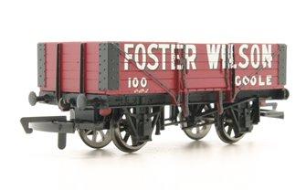5 Plank Wagon 'Foster Wilson'