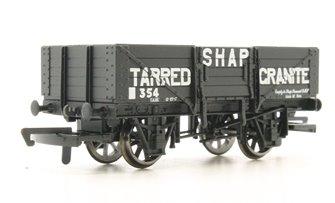 5 Plank Wagon 'Shap Tarred Granite'
