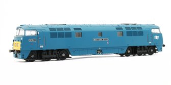 Western Duke Class 52 BR Blue SYE Diesel Locomotive No. D1043 - DCC Fitted