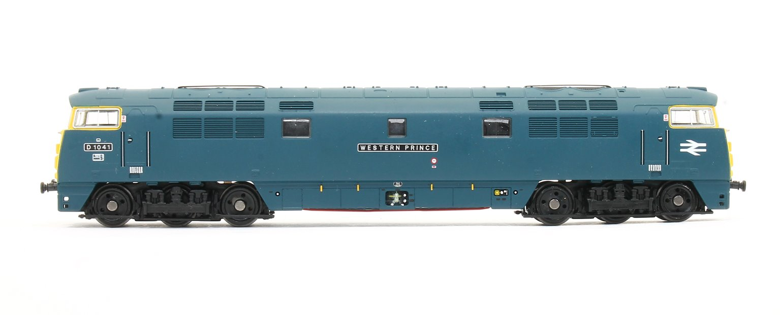 Western Prince Class 52 BR Blue FYE Diesel Locomotive No.D1041  - DCC Fitted