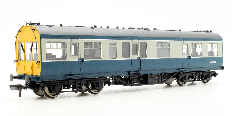 LMS 50' Inspection Coach BR Blue & Grey
