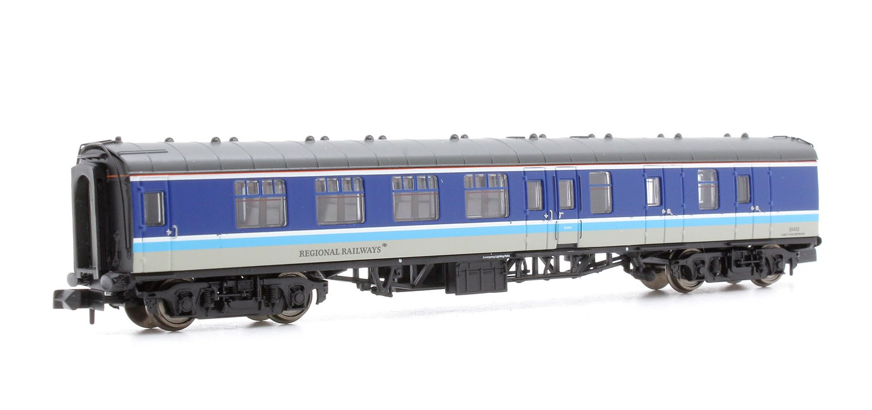 BR MK1 BSK Brake Second Corridor Regional Railways