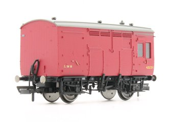 LMS Horse Box