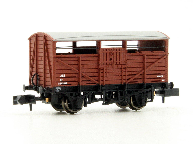 8 Ton Ale Wagon BR Bauxite