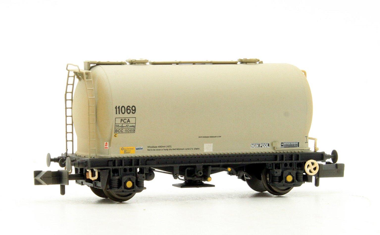 PCA Metalair Bulk Powder Wagon Grey Unbranded Weathered