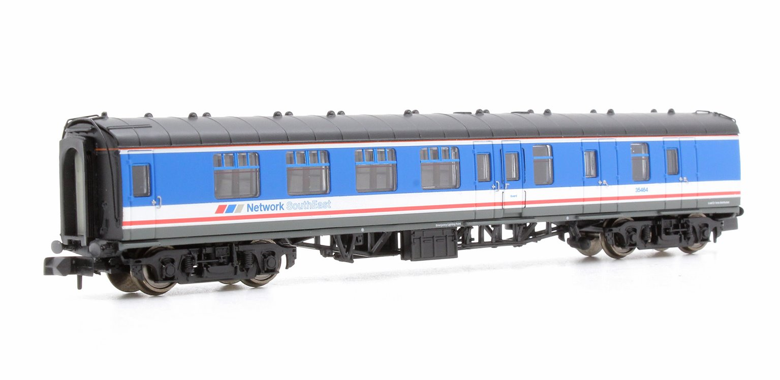 BR MK1 BSK Brake Second Corridor Network SouthEast