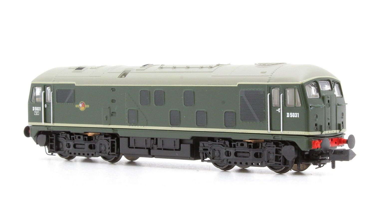 Class 24 - D5031 BR Green Diesel Locomotive