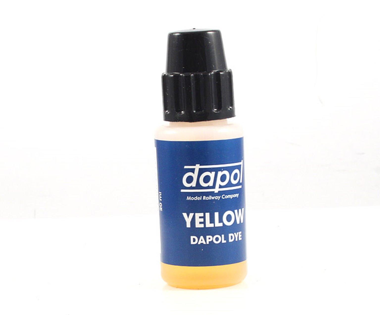 Yellow Dye for Modelling Water