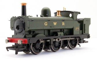 GWR, 2721 Class, 0-6-0PT, 2779