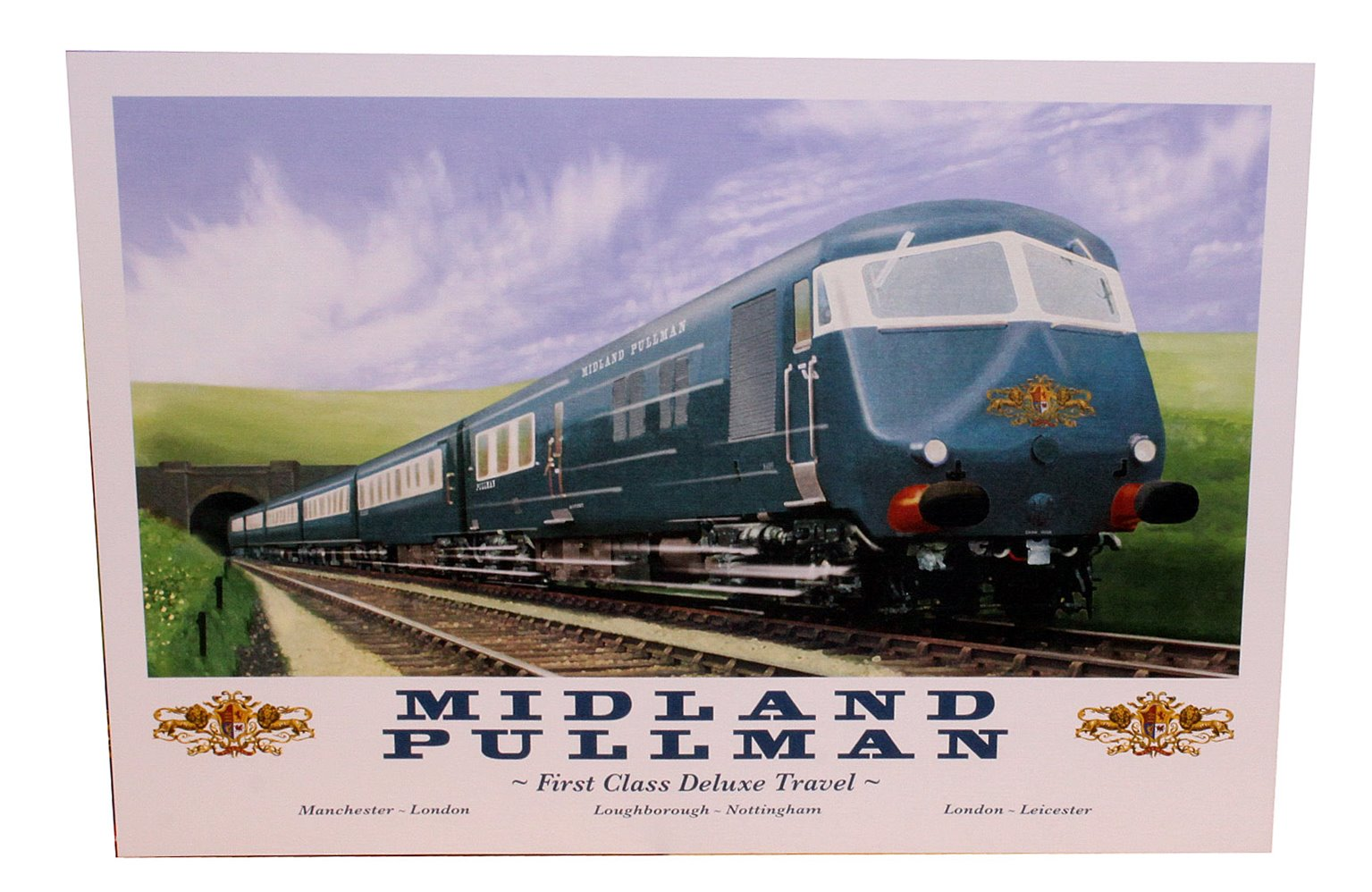 Midland Pullman Train Pack