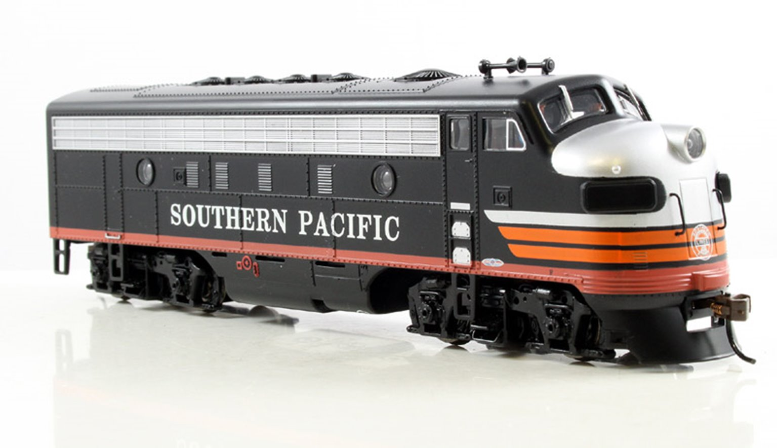 Southern Pacific F7 A Diesel Locomotive with DCC Sound