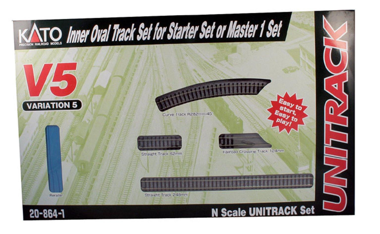 Kato 20-864 V5 Inner Oval Variation Pack