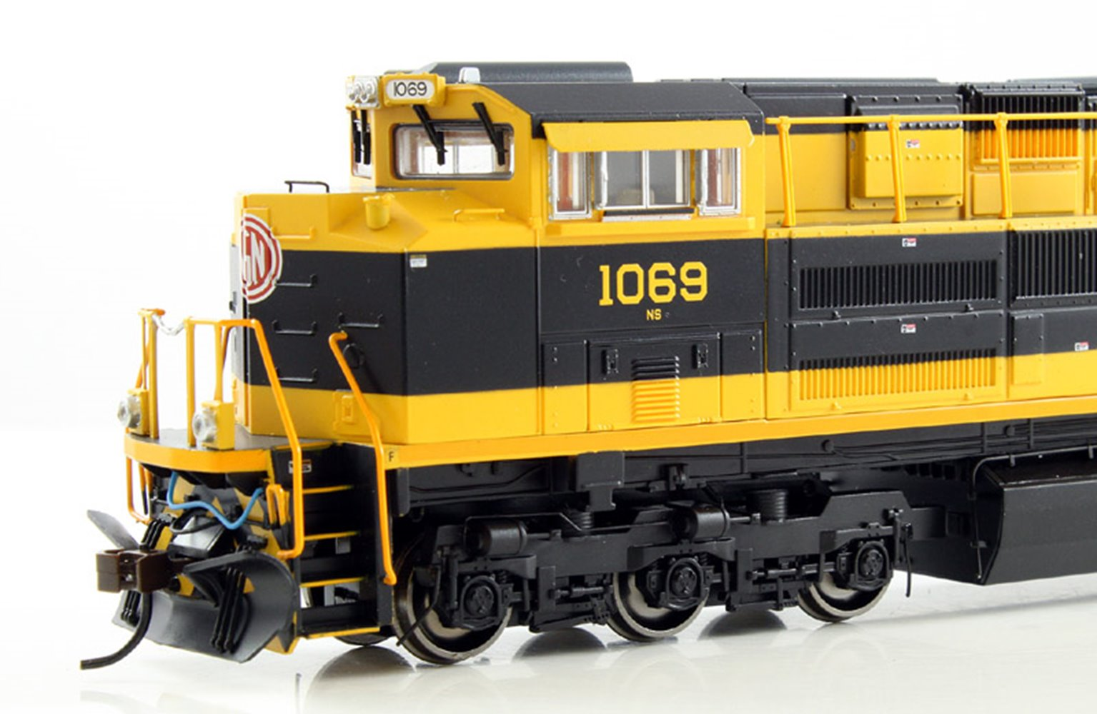 Virginian SC-70ACe Diesel Locomotive - DCC Sound Equipped
