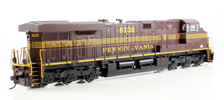 Pennsylvania PRR GE ES-44AC Diesel Locomotive #8102 - DCC Sound Equipped