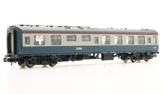 BR Mk1 RMB Mini Buffet Car Blue & Grey